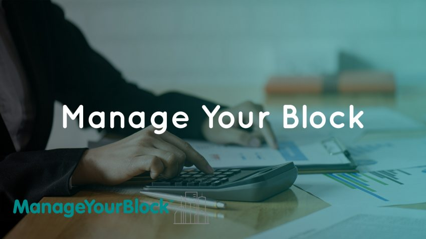 Manage Your Block - Accountancy Services